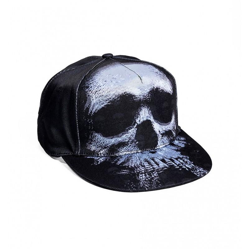 Black Skull Baseball Cap - PortAventura® Online Shop 1cc43937c5b