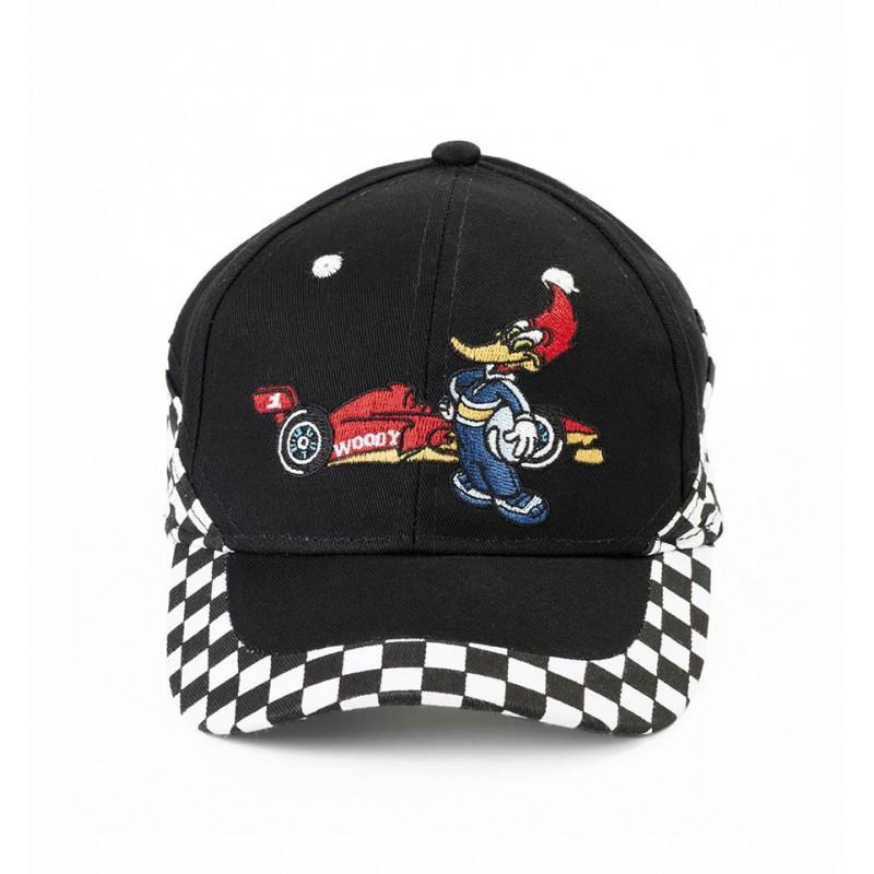Casquette Woody Woodpecker - Boutique en ligne PortAventura® 462212edd90
