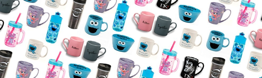 Buy Thermal Mugs - PortAventura® Online Shop