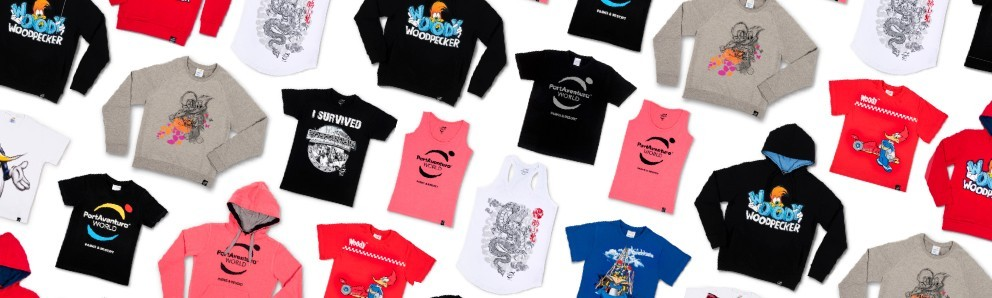 Acheter des t-shirts - Boutique en ligne PortAventura®