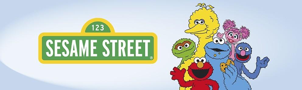 Sesame Street® Products - PortAventura® Online Shop